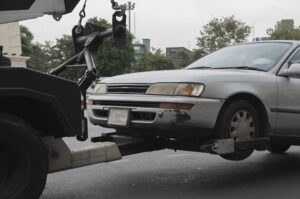 get approved for a title loan with a salvaged vehicle