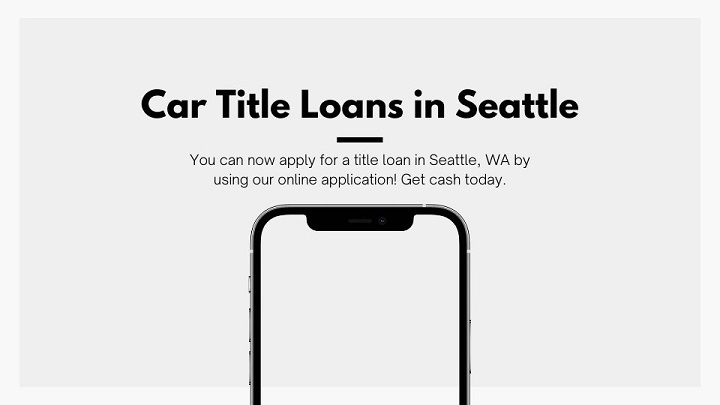 Car Title Loans Today is proud to offer auto title loans for residents in Washington.